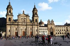Bogota, Colombia would be a fabulous place to explore #JetsetterCurator