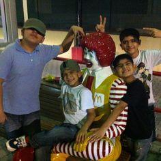 @ McDonald's