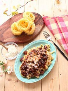 ミートソースとはここが違う! 絶品の「本格ボロネーゼ」を味わおう | レシピサイト「Nadia | ナディア」プロの料理を無料で検索