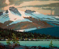 Robert Genn - Rockies Energy