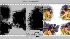 Photo masks part 5 by Graphic Creations