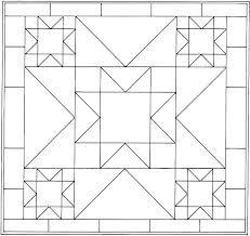 Image Result For Printable Sunflower Barn Quilt Pattern Square