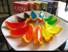 Amazing Ways to Do Jello Shots!