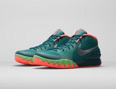 c47bc169b9b1 KYRIE 1 Flytrap Basketball Shoe Captures Deceptive Quickness
