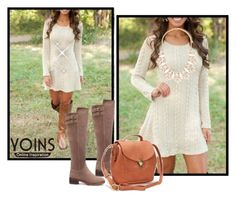 """""""Yoins II-29"""" by azra-90 ❤ liked on Polyvore featuring Forever 21, MustHave, autumn, autumnstyle, fall2015 and yoins"""