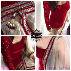 Pure Velvet Salwar Suits Online
