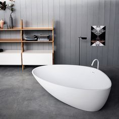 Agape's Art of Addition | Australian Design Review | Image via Agape Design #Bathroom #Interior #Design #InteriorDesign