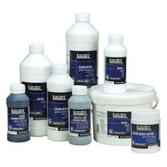 Liquitex Surface Preparations are used to seal, prime and add tooth (for colour adhesion) to all surfaces such as canvas, wood, paper and metal. Air Brush Painting, Painting Process, Montessori Art, Perfect Teeth, Liquitex, Brand Store, Watercolor Pencils, Acrylic Colors, Art Techniques