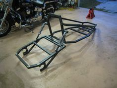 long arm suspension go kart Build A Go Kart, Diy Go Kart, Karting, Go Kart Frame Plans, Mini Buggy, E Quad, Kart Cross, Homemade Go Kart, Go Kart Buggy