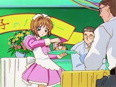 Cardcaptor Sakura Episode 56 | CLAMP | Madhouse / Kinomoto Sakura
