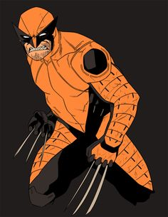 Wolverine redesign by Kris Anka