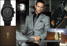 Luxury Men's Fashion