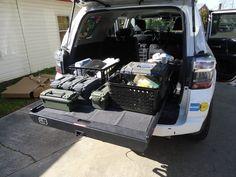 Beyond Cargo sliding cargo tray - Toyota 4Runner Forum - Largest 4Runner Forum
