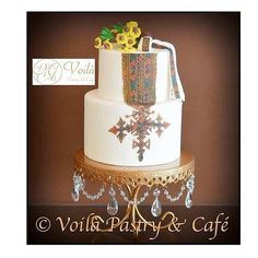 Ethiopian Wedding Dress, Ethiopian Dress, Africa Cake, Wedding Cales, Eritrean, Habesha Kemis, Jack Daniels Fudge, Traditional Wedding Cake, Traditional Weddings
