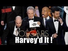 The Goods Podcast: Oscar's Harvey'd it!