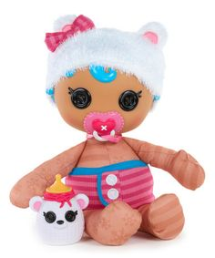 Lalaloopsy Babies 'Mittens' Doll by Lalaloopsy #zulily #zulilyfinds