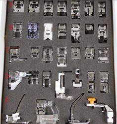 PICA EN LOS NOMBRES Y TE LLEVARA A SU ENTRADA PARTICULAR    Kit de 32 Prensatelas Brother         Kit de 32 Prensatelas Universales       ...
