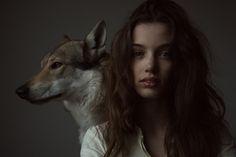 Model: Diletta Gomez at Euphoria Fashion Agency, Silar the Wolf - Photography by Alessio Albi