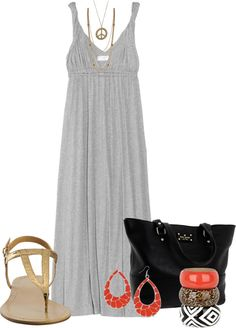 More maxi, created by jayneann1809 on Polyvore