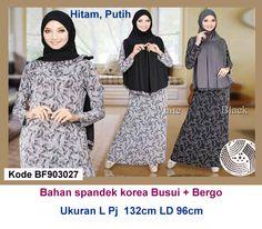 Gamis Batik Murah 3027·Bajugamismu.com·
