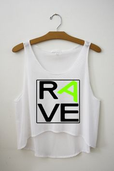 Rave – Hipster Tops I would wear this with a tie dye shorts