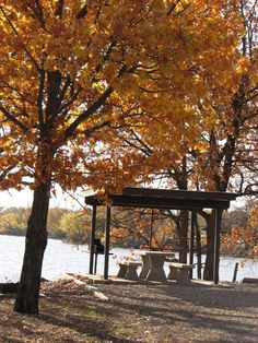 Canning Creek Cove Park is located on the 3,310-acre Council Grove Lake in the green expanses of eastern Kansas.