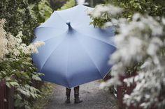 Milo Blue Parasol/Umbrella mirlo.se