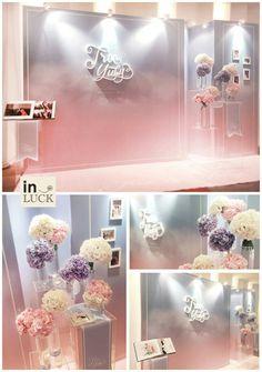 Wedding Photo Walls, Wedding Wall, Wedding Photo Booth, Wedding Stage, Wedding Events, Diy Photo Backdrop, Backdrop Decorations, Bridal Shower Decorations, Wedding Decorations