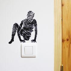 Vinilos decorativos para interruptores « Blog Ameboide
