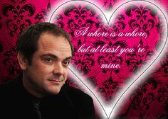 SPN Valentine - Crowley
