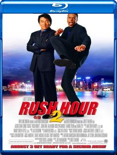 Rush Hour 2 (2001) 720p BrRip x264 Dual audio (Eng-Hin)   510 MB » WwW.World4fire.CoM - Full Free Download Everything