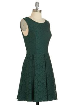Happily Emerald After Dress | Mod Retro Vintage Dresses | ModCloth.com