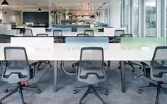 Win the war for talent in your workspace. Modular office furniture to embrace millennials in this ever changing agile working environment.