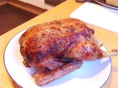 Easiest Ever¦Sunday Roast Duck [2020] Lay The Table Duck Recipe Oven, Whole Duck Recipes, Pork And Green Beans, Roasted Duck Recipes, Roast Duck, Roasting Tins, Sunday Roast, Oven Roast, Recipes