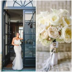 We loved being part of this timeless and glamorous wedding at the Fairmont Hotel in San Francisco, California as featured on The Knot