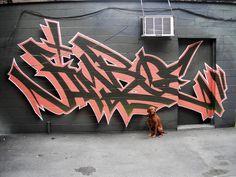 The Webby Award-winning arts magazine. Covering fine art, tattoo, graffiti, design, and cinema. Graffiti Names, Graffiti Piece, Graffiti Writing, Graffiti Tagging, Graffiti Murals, Graffiti Styles, Graffiti Lettering, Graffiti Artists, Murals Street Art