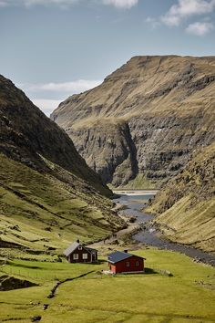 Destination…Faroe Islands