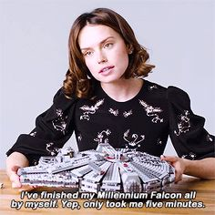 The Force Source   Daisy Ridley