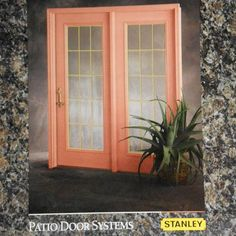 Vintage Stanley Patio Door Systems Brochure Products French #vintage # Stanley #patio #door