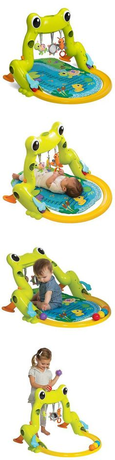 Toys for Baby 19068: Infantino Great Leaps Infant Gym And Ball Roller Coaster -> BUY IT NOW ONLY: $39.99 on eBay!