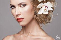 Bridal Makeup by LMI students! Love it!
