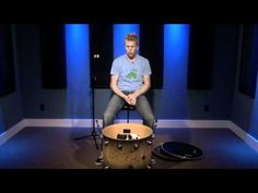 freedrumlessons: Tuning Your Bass Drum - Free Drum Lessons.