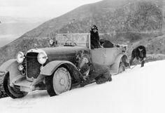 MAYBACH Typ W3 22/70 HP (Open Body) (1921 - 1928)