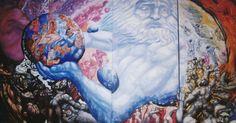 Alexander Kanevsky, l'artista mondiale delle sacre scritture, a Fivizzano