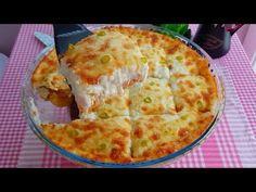 En Sevdiğim Fırın Yemeği Tarifi | Enfes Tarifler Albanian Recipes, Turkish Kitchen, Quiche, Baking Recipes, Macaroni And Cheese, Food And Drink, Pizza, Make It Yourself, Breakfast