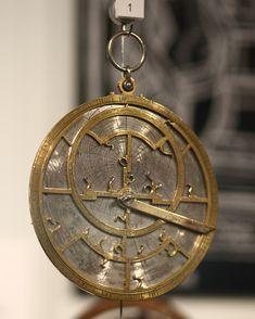 Jean Fusoris planispheric astrolabe