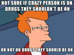 police memes funny. is this person on drugs