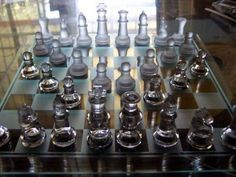 There are more possible iterations of a game of chess than there are atoms in the known universe.