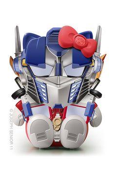 Hello Optimus.