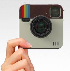 Instagram in real!
